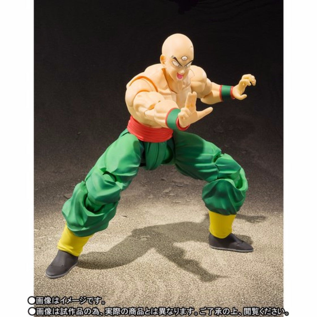 S.H. Figuarts Dragon Ball Z - Tenshinhan TamashiWeb Exclusive