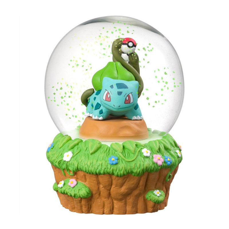 Grayparker Bulbasaur Snow Slow Life Pokemon