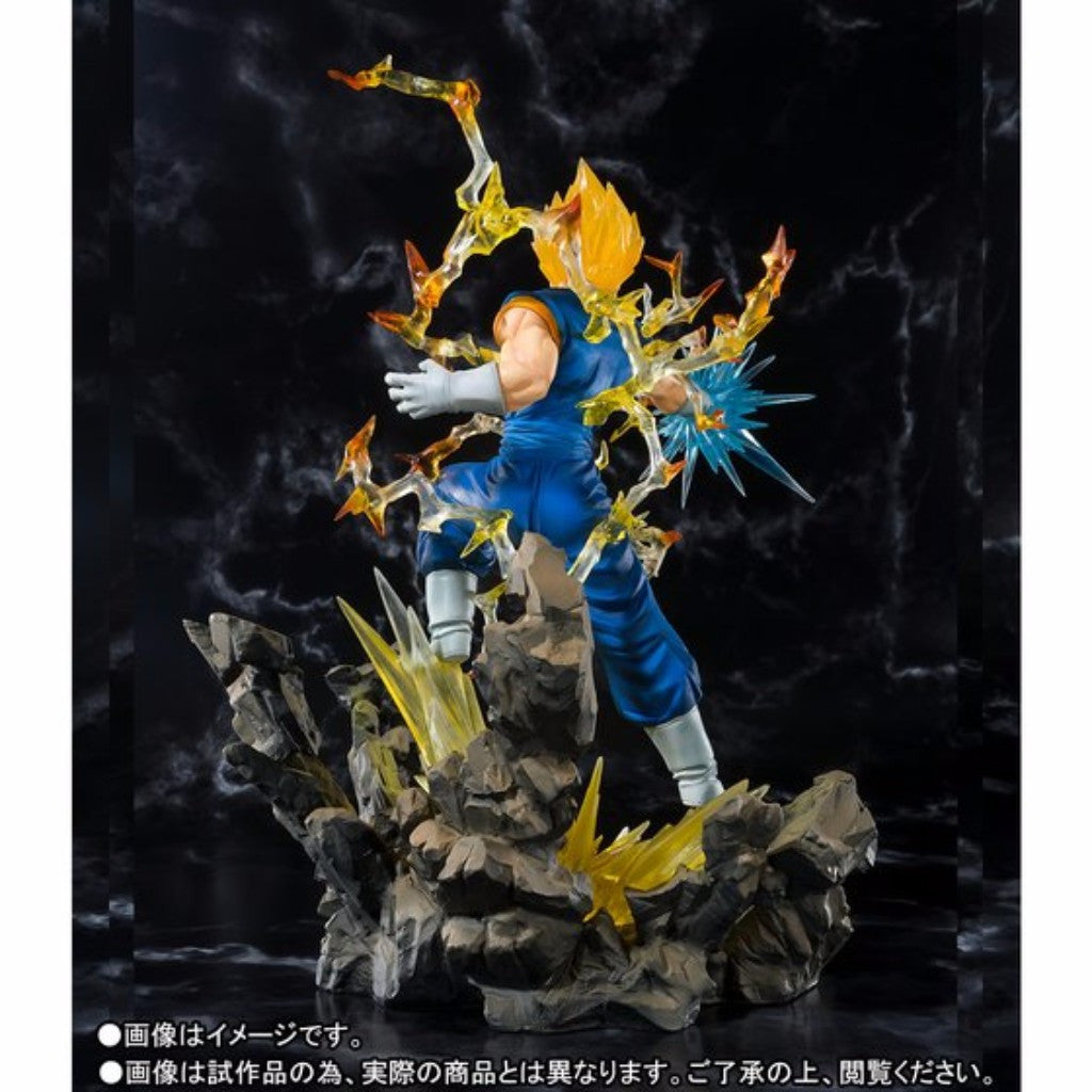 Figuarts Zero Dragon Ball Z - Super Saiyan Vegetto TamashiWeb Exclusive