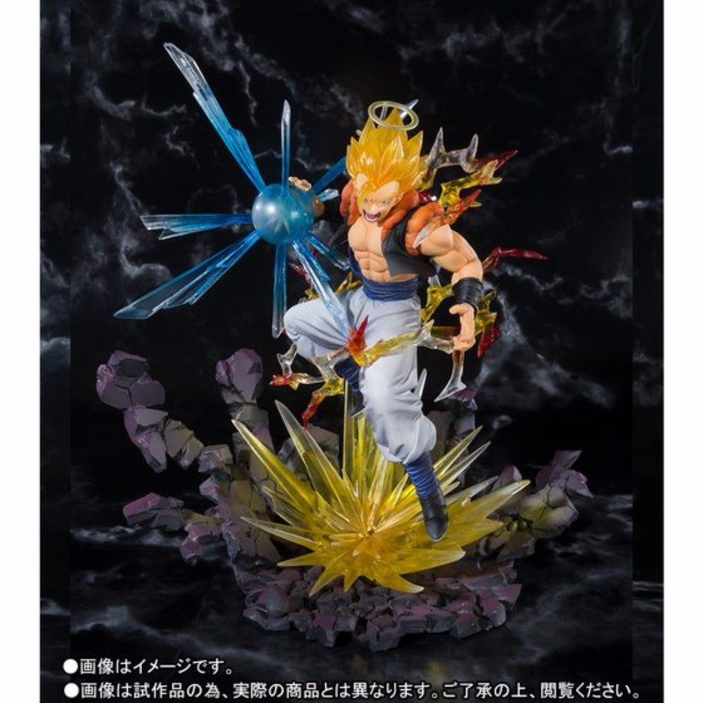 Figuarts Zero Dragon Ball Z - Super Saiyan Gogeta TamashiWeb Exclusive