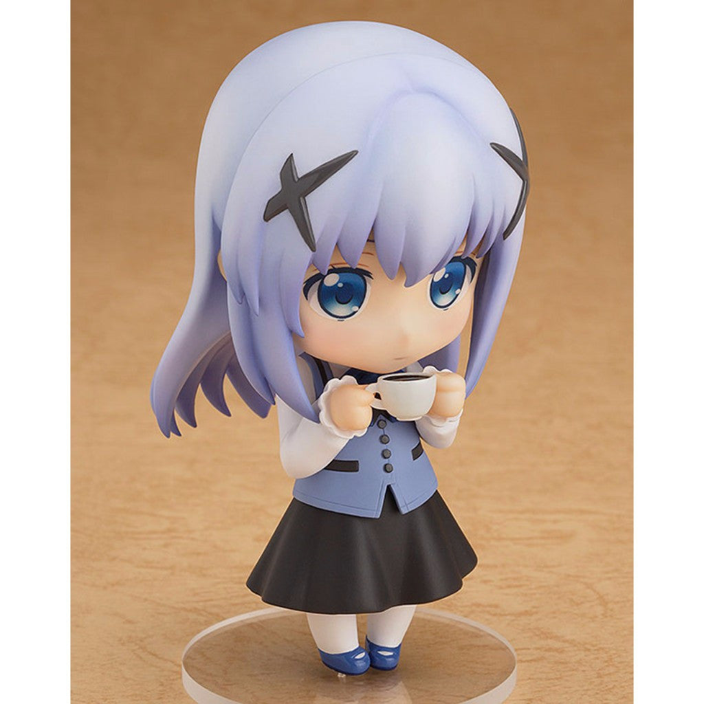 Nendoroid 558 Is The Order A Rabbit? - Chino (Reissue)