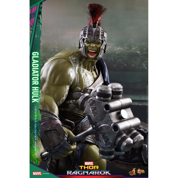 Hot Toys – MMS430 – Thor : Ragnarok – 1/6th scale Gladiator Hulk