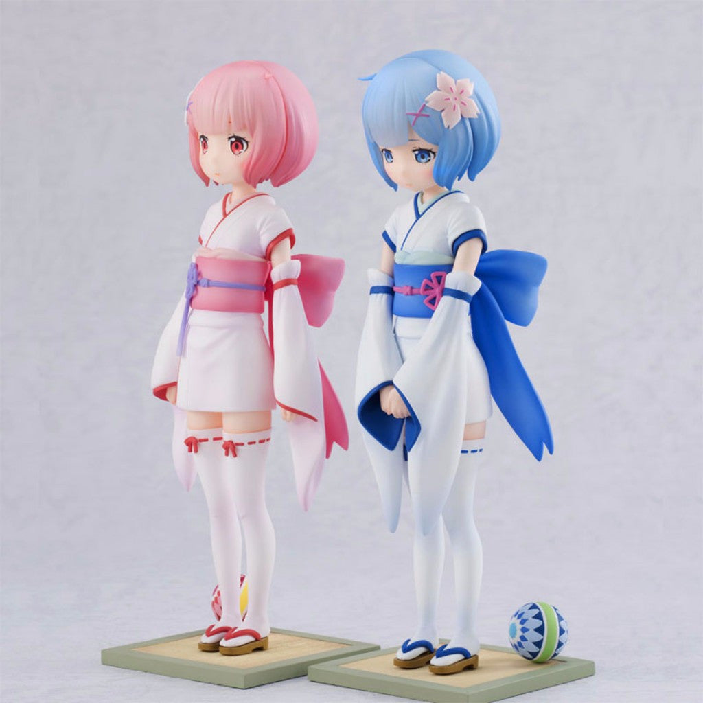 Re:ZERO -Starting Life in Another World- Ram & Rem -Osanabi no Omoide- 1/7 Complete Figure