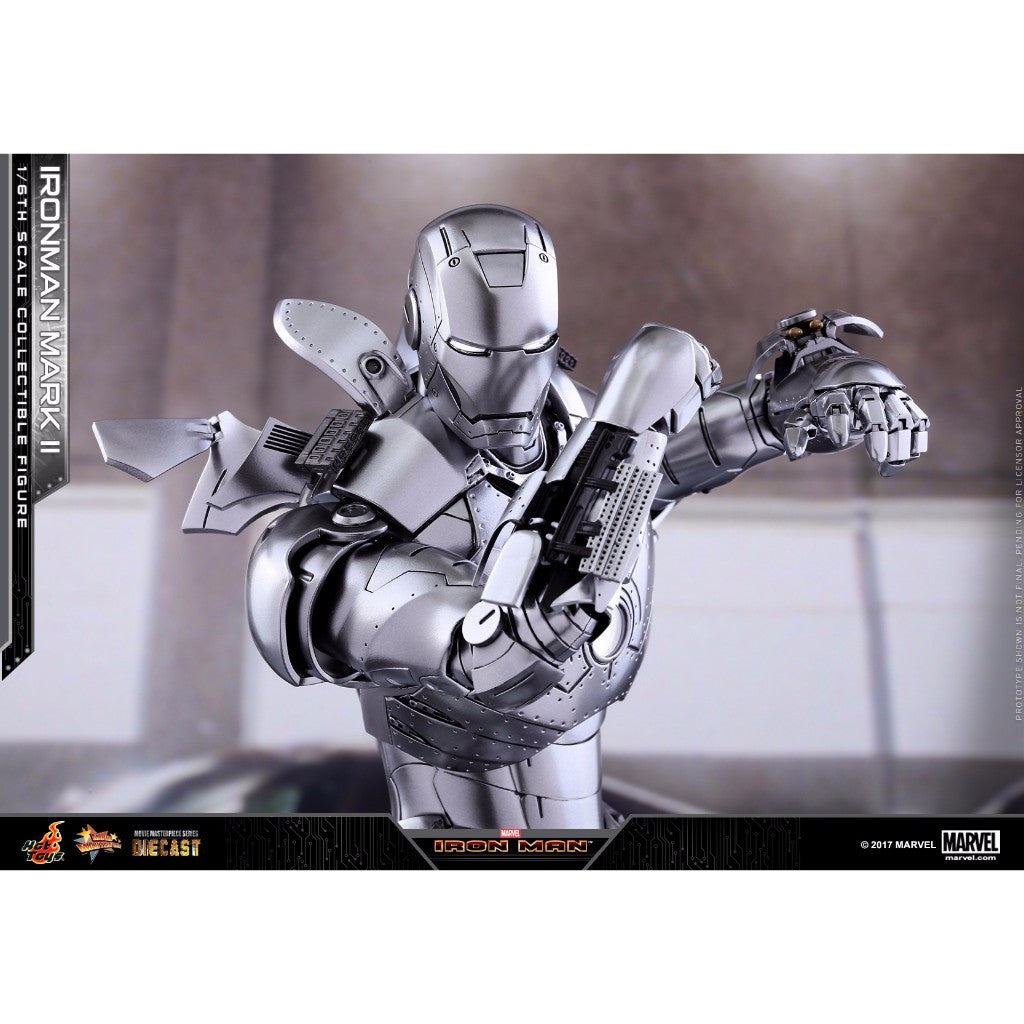 Hot Toys – MMS431D20 – Iron Man – 1/6th scale Mark II (Regular Edition)