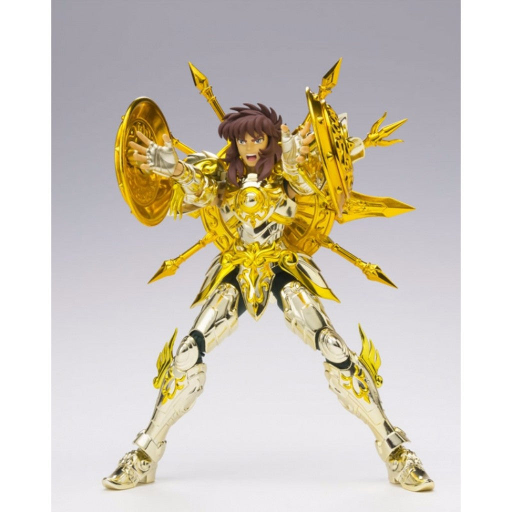 Saint Seiya Myth Cloth EX Libra Dohko God Cloth