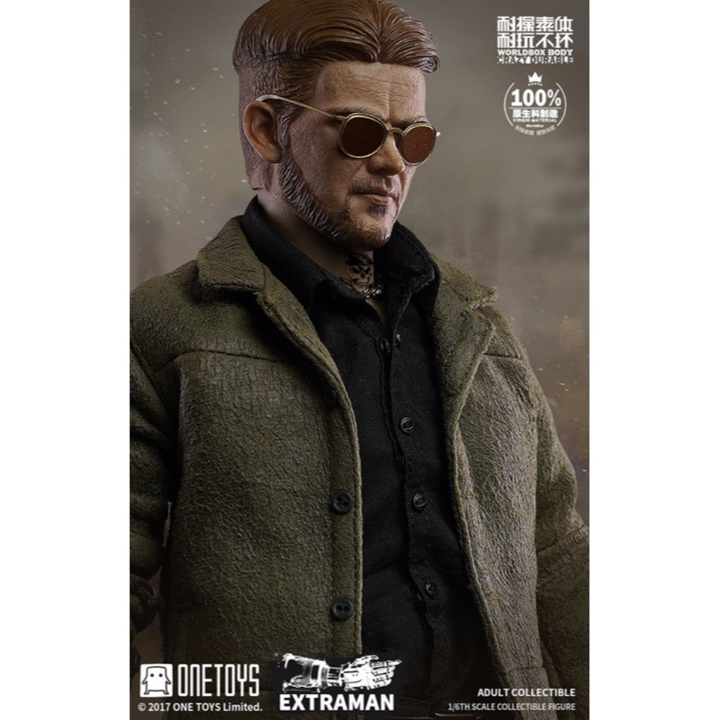 World Box X One Toys - 1/6th Scale Collectible Figure - Hound Dog Man