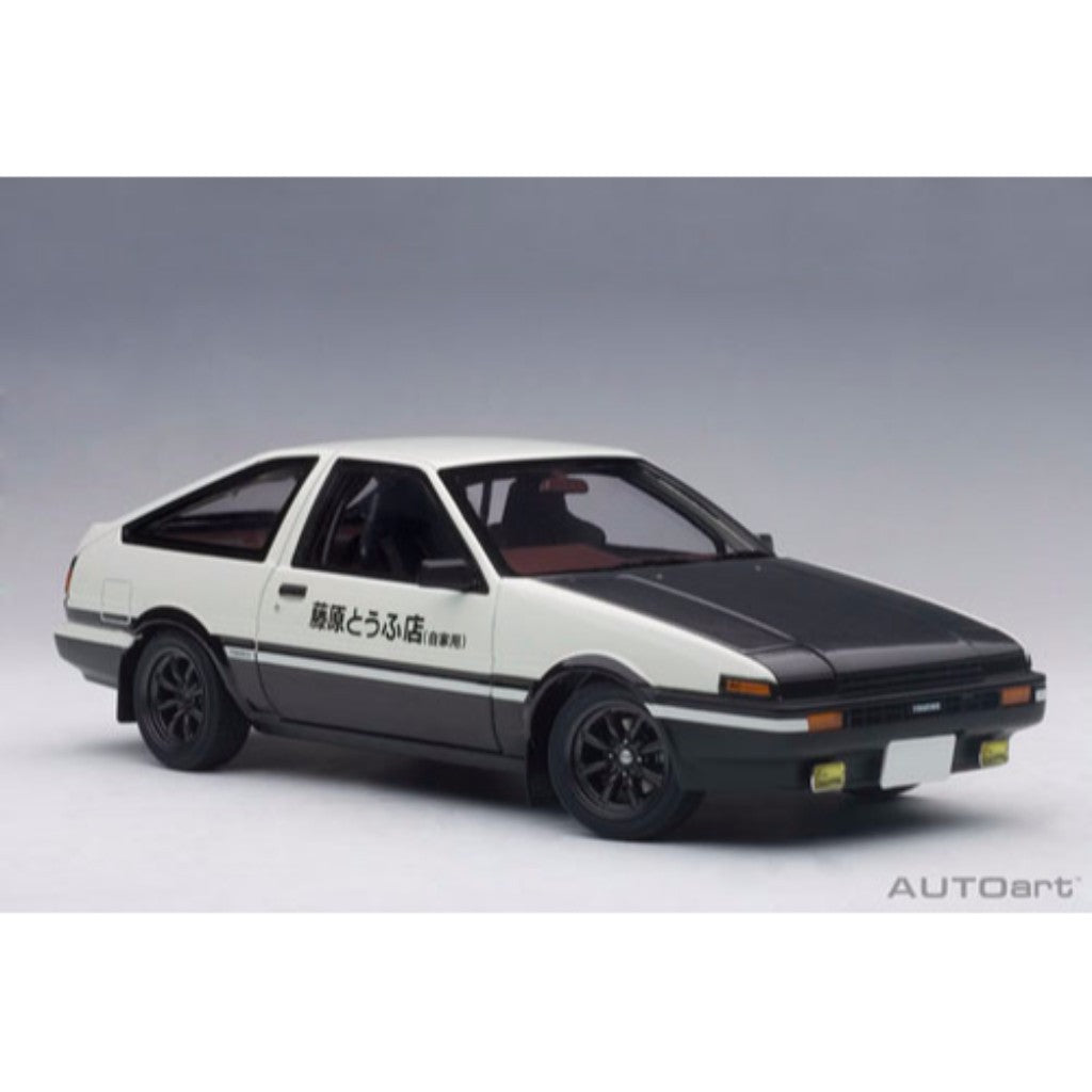 Initial D - Toyota Sprinter Trueno AE86 Initial D Project D Final Version