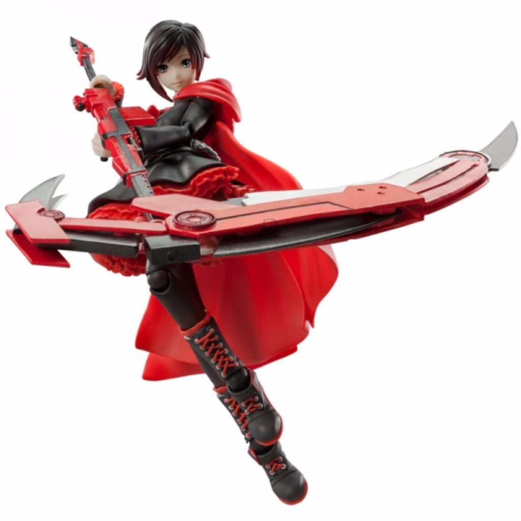 Super Action Statue RWBY - Ruby Rose