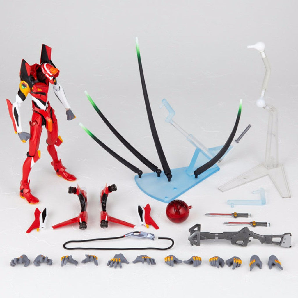 Revoltech Evangelion Evolution EV-005 - EVA-02 Production Model