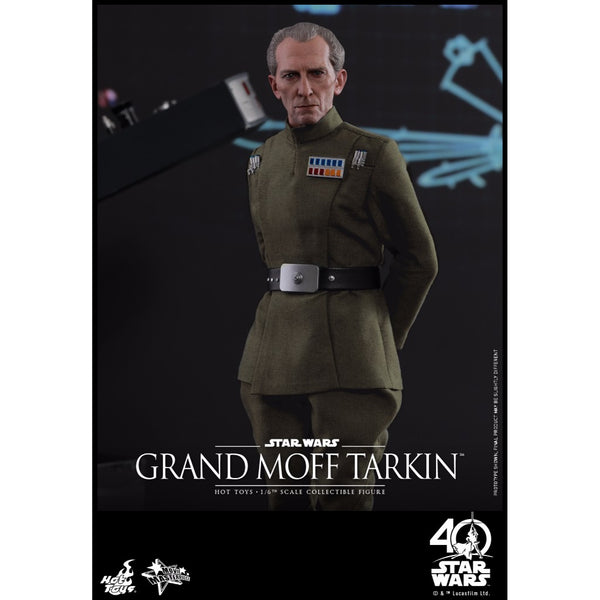 Hot Toys – MMS433 – Star Wars: Episode IV A New Hope – 1/6th scale Grand Moff Tarkin