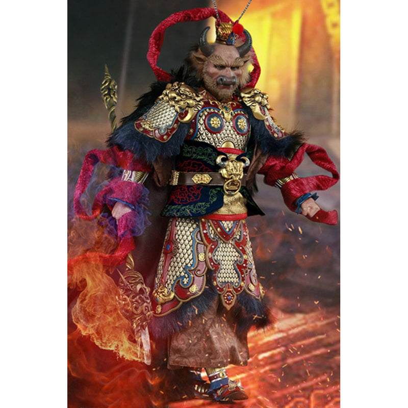 ZH-010-A - Chinese Myth Series - Bull Demon King (Standard Edition)
