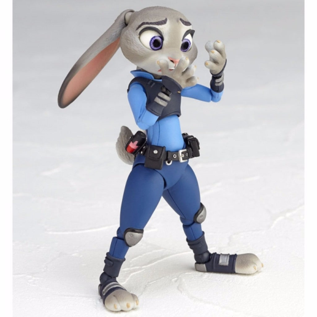 Figure Complex Movie Revoltech No 008 - Zootopia - Judy Hopps