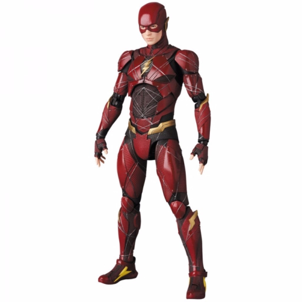 MAFEX Justice League - Flash