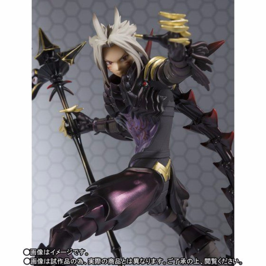 Figuarts Zero .hack - Haseo 3rd Form Black TamashiWeb Exclusive