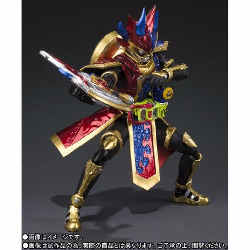 S.H. Figuarts Kamen Rider Para-DX Perfect Knock Out Gamer Level 99 TamashiWeb Exclusiv
