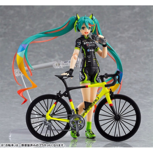 Figma 365 Vocaloid - Racing Miku 2016 Team UKYO Support Version