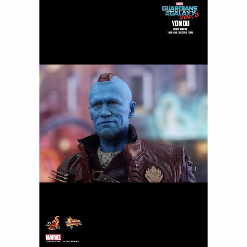 Hot Toys – MMS436 – Guardians of the Galaxy Vol. 2 – 1/6th scale Yondu (Deluxe Version)