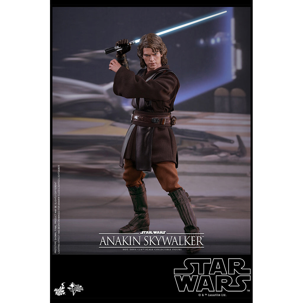 Hot Toys – MMS437 – Star War Episode III: Revenge of the Sith – 1/6th scale Anakin Skywalker