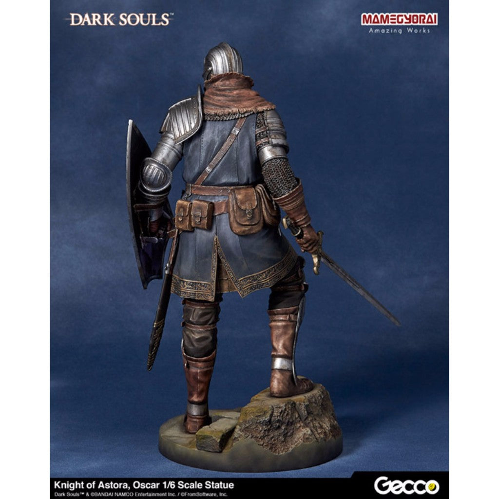 Dark Souls - Knight Of Astora Oscar With First Release Bonus