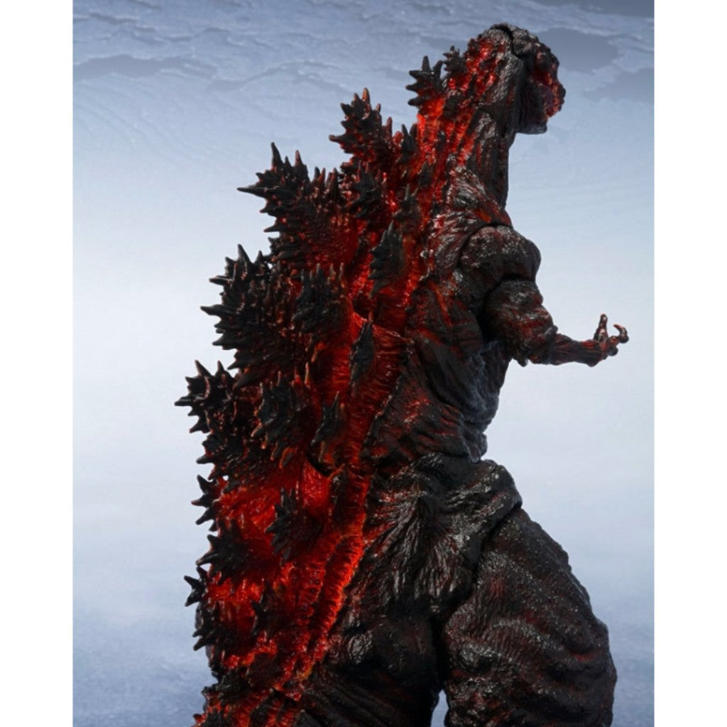 S.H. MonsterArts Godzilla 2016 (Reissue)