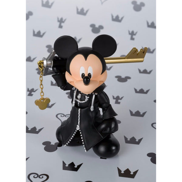 S.H. Figuarts Kingdom Hearts II - King Mickey