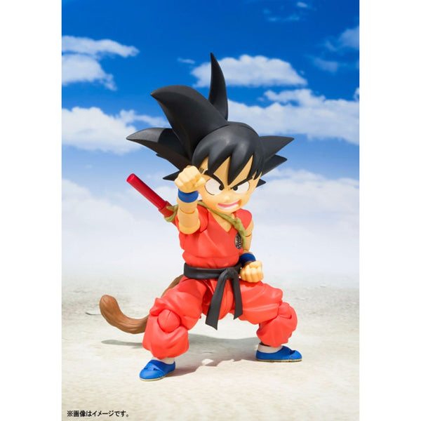 S.H. Figuarts Dragon Ball - Son Goku Childhood Version