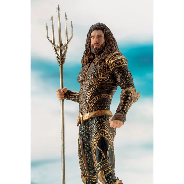 ARTFX Plus Justice League - Aquaman