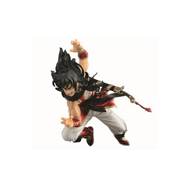 DB SCULTURES YAMCHA FIGURE -RED HOT COLOR VER-