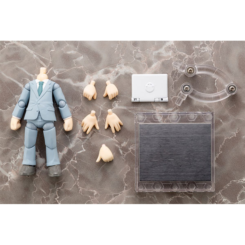 Cu-Poche Extra - Suit Body (Gray)