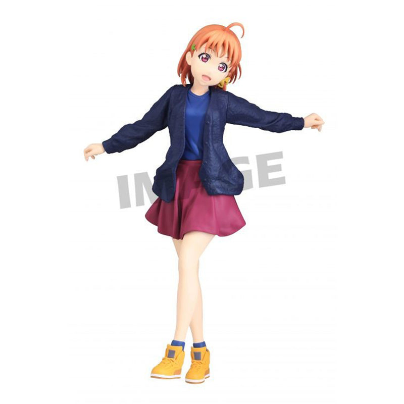 Love Live! Sunshine!! - EXQ Figure - Takami Chika - 2nd