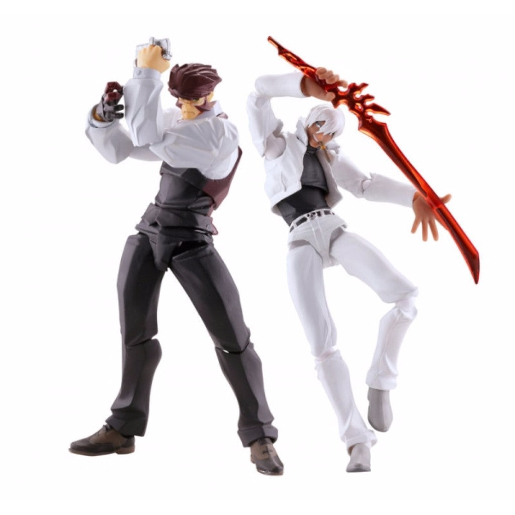 Blood Blockade Battlefront - Klaus & Zapp Twin Box Action Figure