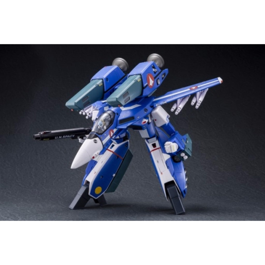 Macross Perfect Transformation - VF-1J Super Valkyrie Maximilian Jenius Custom