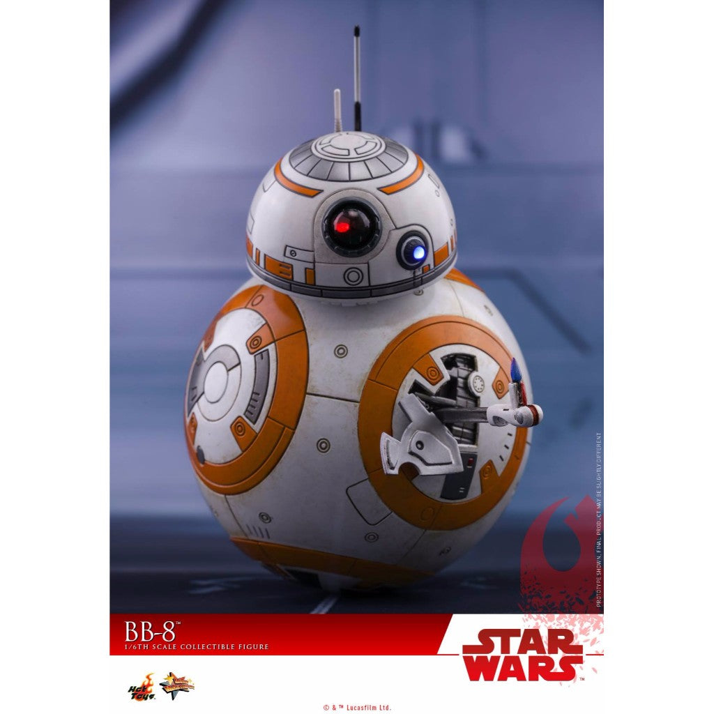 Hot Toys – MMS440 – Star Wars: The Last Jedi – 1/6th scale BB-8