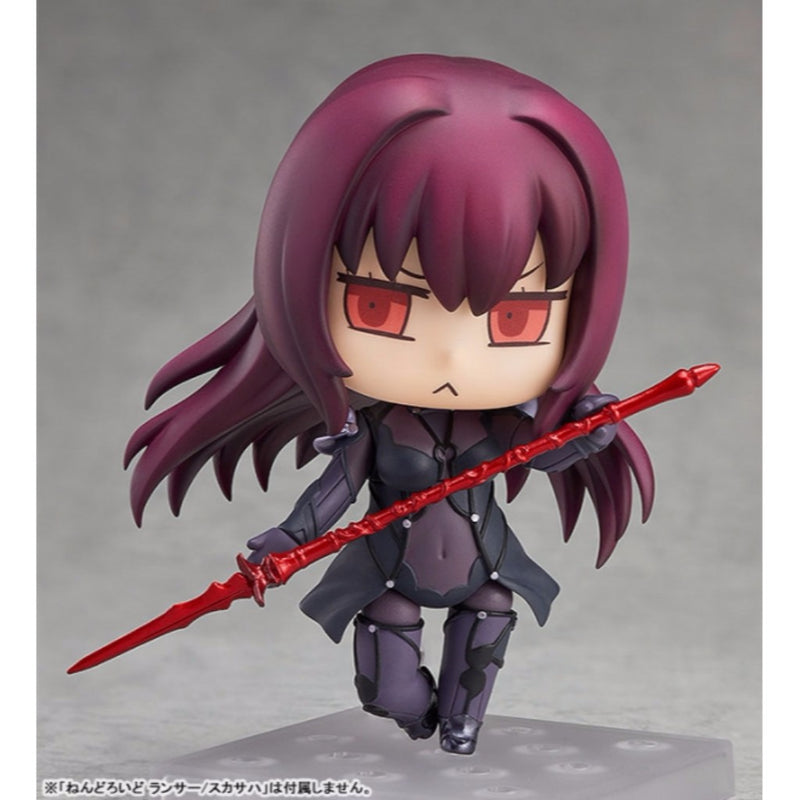 Nendoroid More - Learning With Manga! Fate Grand Order Face Swap (Lancer Scathach)