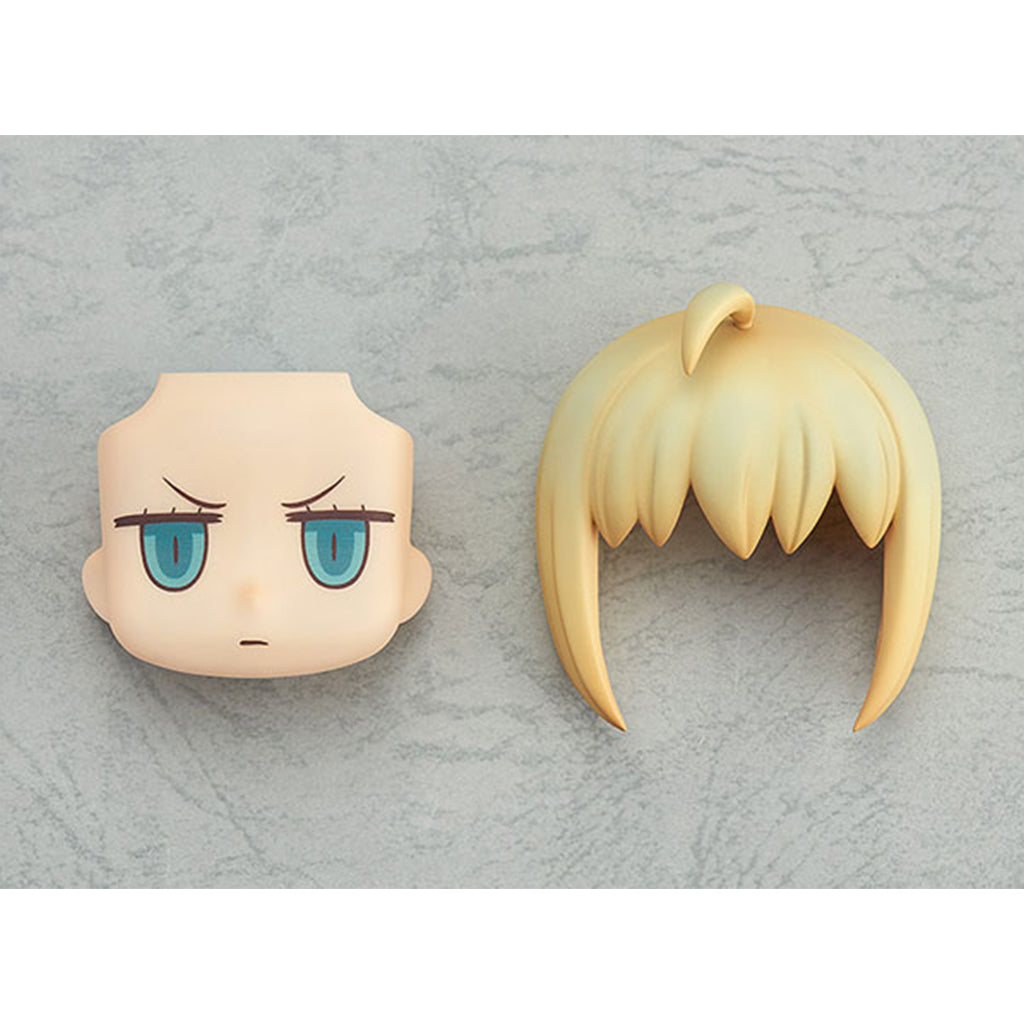 Nendoroid More - Learning With Manga! Fate Grand Order Face Swap (Saber Altria Pendragon)