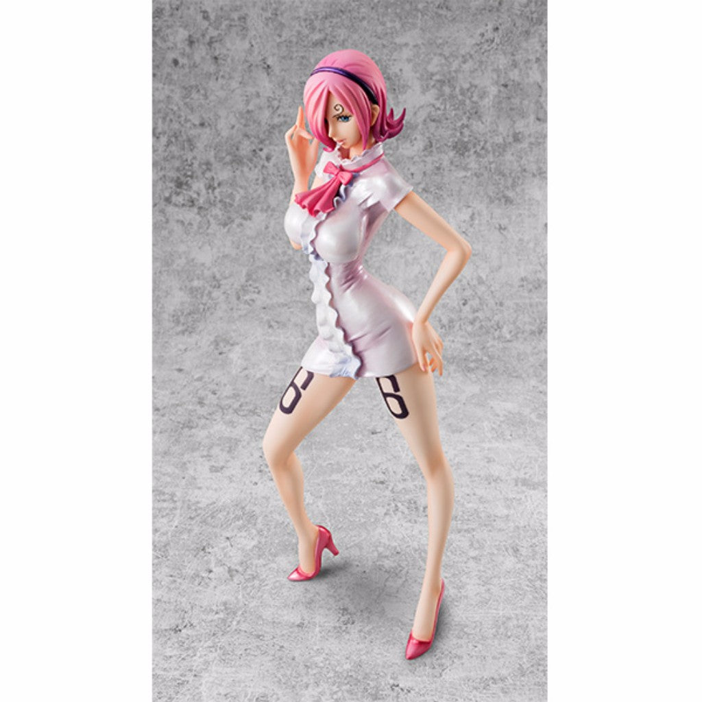 One Piece P.O.P. Portrait Of Pirates Limited Edition - Vinsmoke Reiju MegaTrea Shop Exclusive