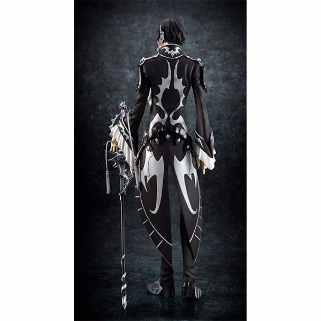 G.E.M  CODE GEASS LELOUCH OF THE REBELLION R2 CLAMP WORKS IN  LELOUCH & SUZAKU