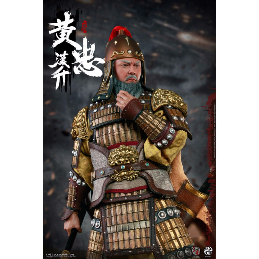 Three Kingdom Series - 1/6 Huang Zhong (Hansheng)