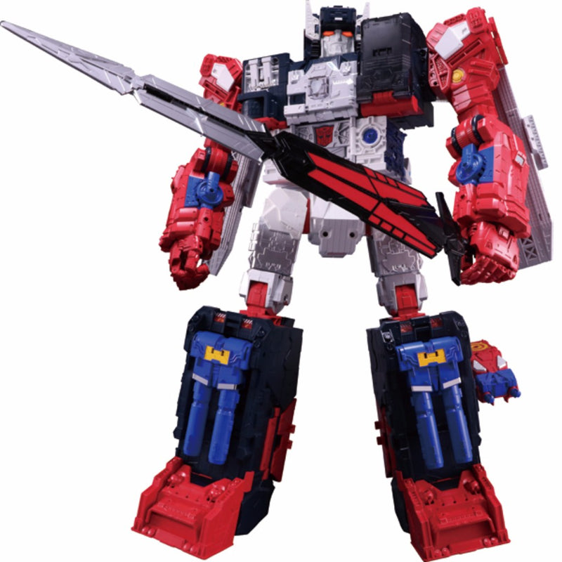 Transformers Legends - LG-EX Grand Maximus