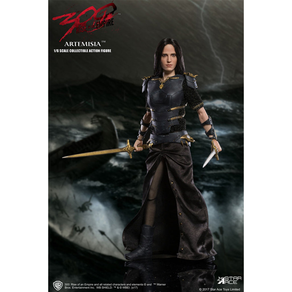 SA0045 - 300: Rise of an Empire - General Artemisia