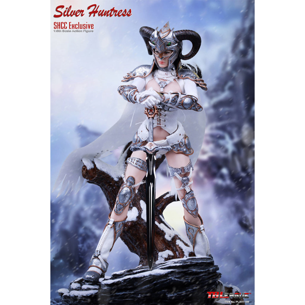 PL2017-105 - Silver Huntress (SHCC Exclusive)
