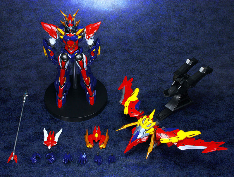 EX Gokin - Reideen The Brave - Ultimate GodBird Set
