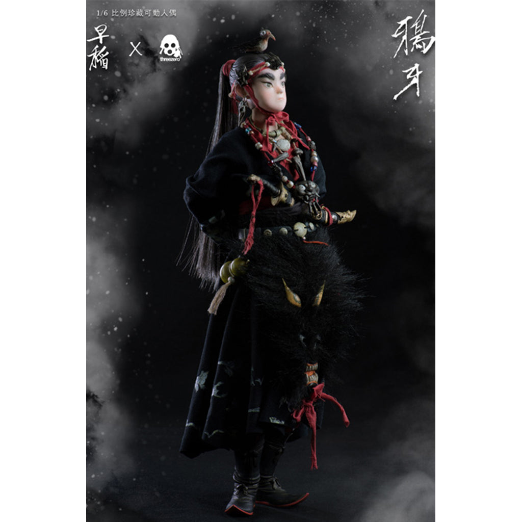 1/6th Scale Collectible Figure - ZAODAO - Crow Teeth