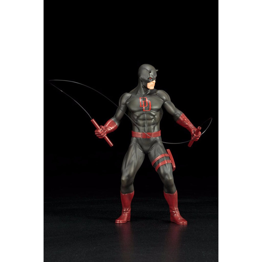 ARTFX Plus Marvel Universe - Daredevil Black Suit