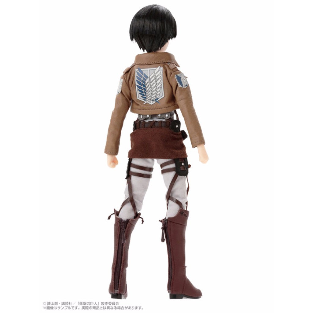 Asterisk Collection Series - Attack On Titan - Levi Doll