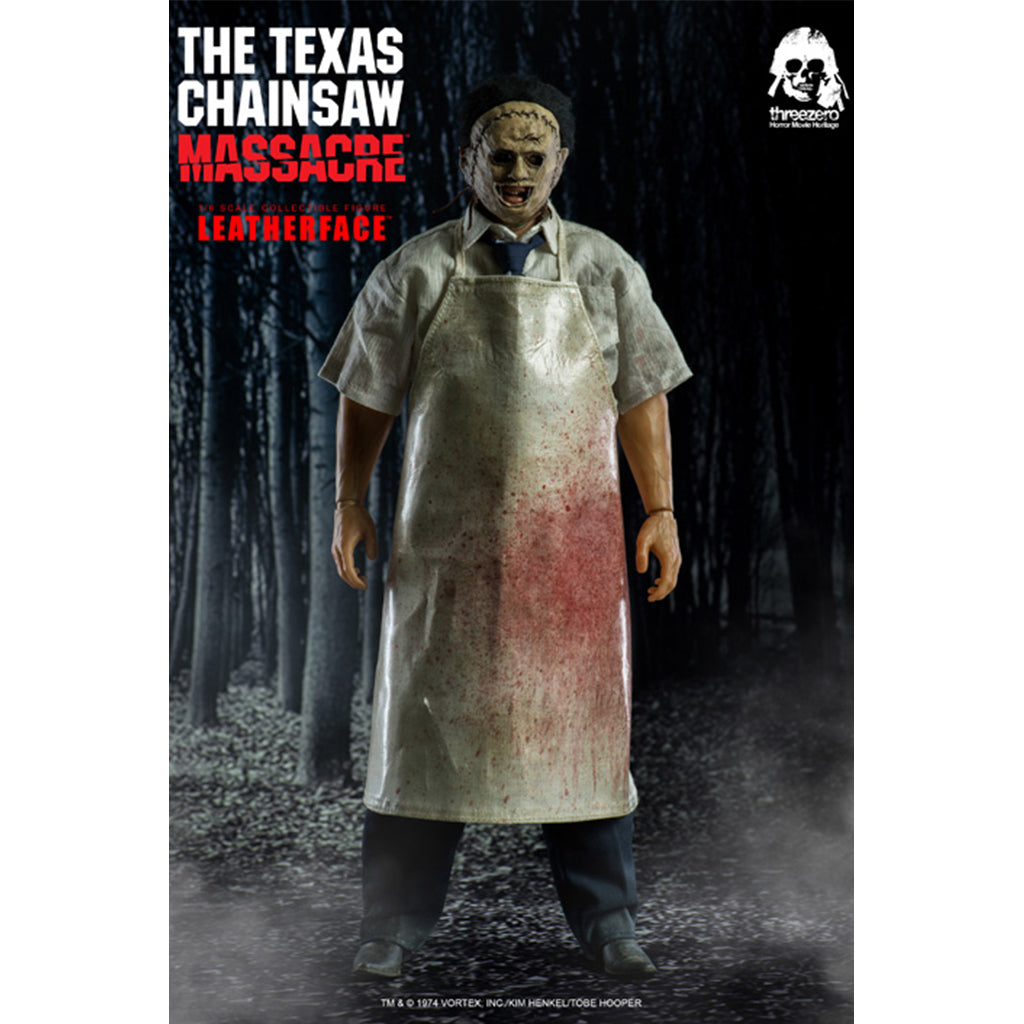 1/6th Scale Collectible Figure - The Texas Chain Saw Massacre - Leatherface