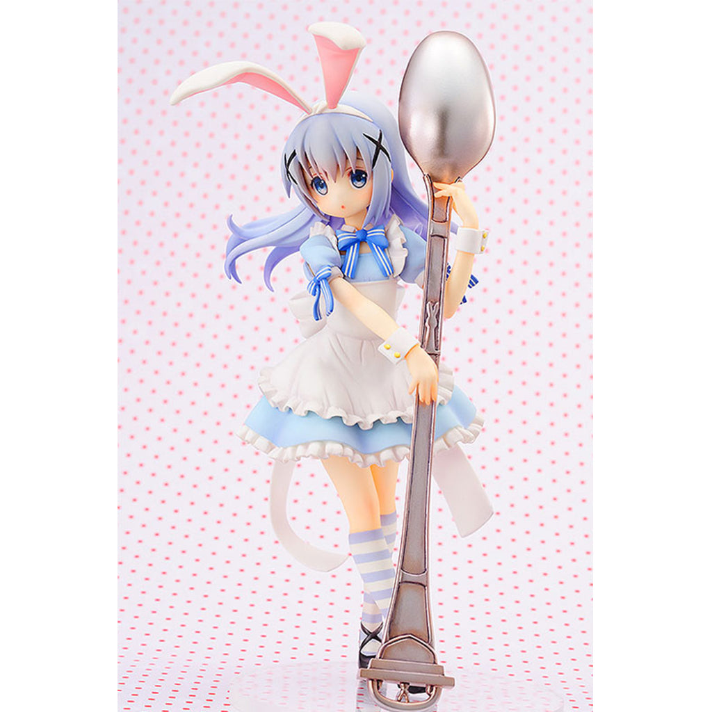 Aquamarine Is The Order A Rabbit? - Chino Alice Style (Reissue)