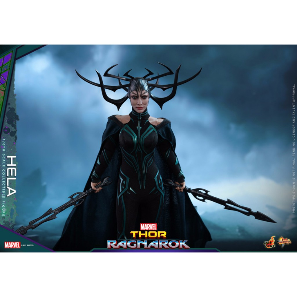 Movie Masterpiece Series MMS449 - Thor: Ragnarok - Hela