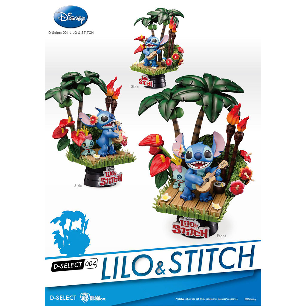 D-Select DS-004 Stitch