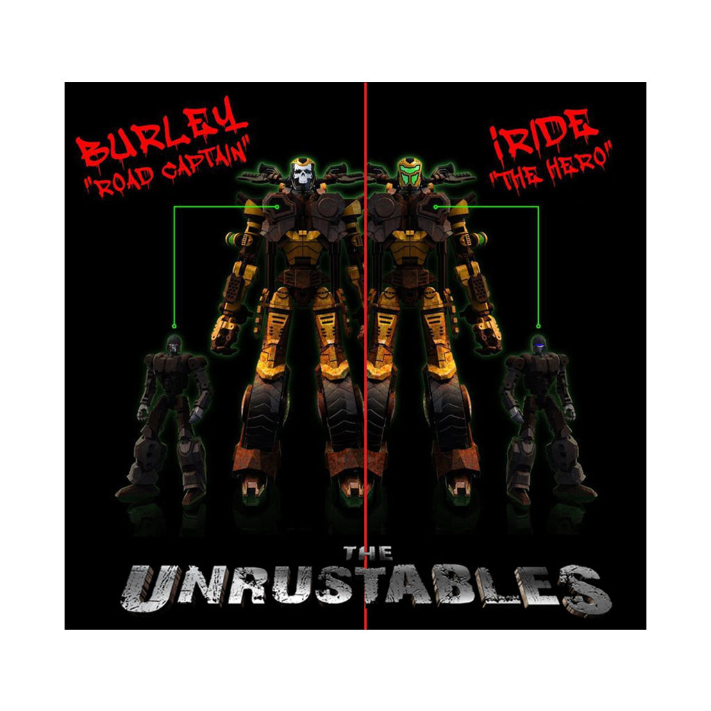 MM01 - The Unrustables